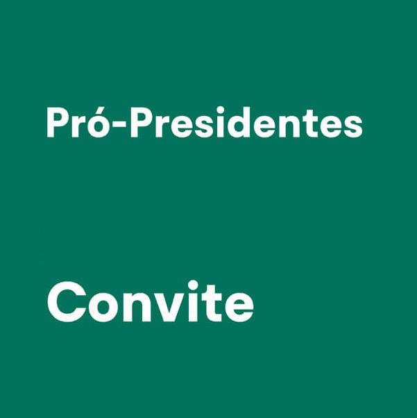 """""""Tomada de Posse dos Pró-Presidentes do IPV"""""""