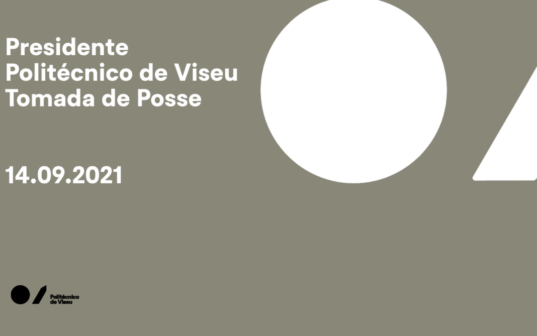 Cerimónia marcada para 14 de setembro – José dos Santos Costa toma posse como Presidente do Instituto Politécnico de Viseu